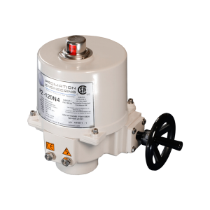 Promation Electric Actuators Midwest Automation Solutions