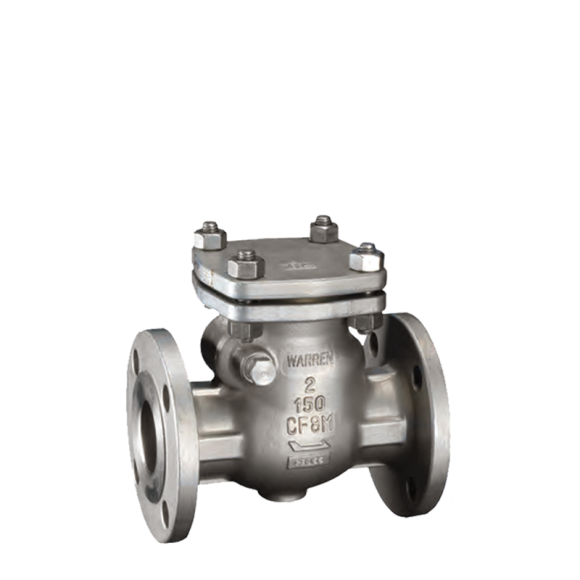 Fig 3306 Check Valve Warren Valve
